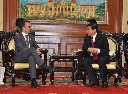 New Zealand wants to boost cooperation with HCM City