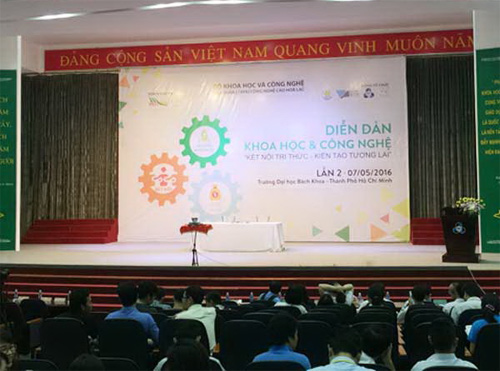 City universities attend 2nd Science Technology Forum