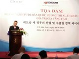 vietnam vows to facilitate fdi firms operation
