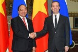 russia regards vn as a priority partner in asia pacific