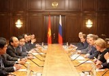 pm visits russias zarubezhneft oil and gas group