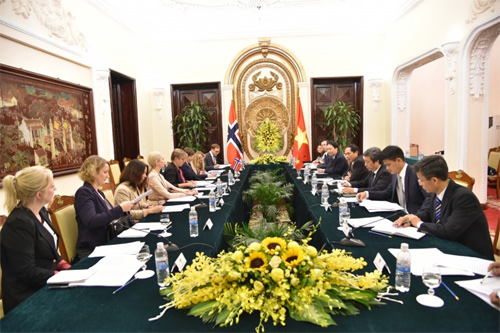 Vietnam, Norway to reinforce marine economic partnerships