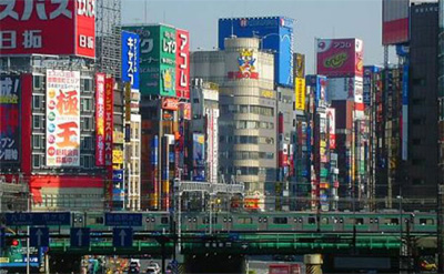 Japan's GDP turns positive