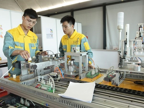 Workers to show off skills at national contest