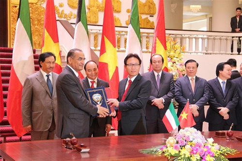 Promote Vietnam – Kuwait cooperation on oil and gas