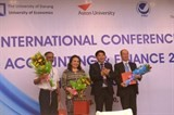 da nang hosts intl accounting finance conference