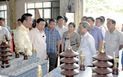 Bac Ninh builds business capacity