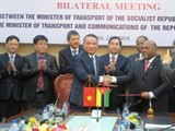 vietnam mozambique share interest in coastal transport
