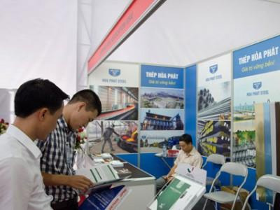 Int'l exhibition on steel industry opens in Hanoi