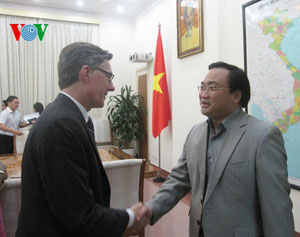 Deputy PM affirms closer cooperation with WB