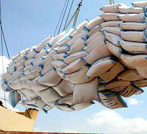 Exports to Turkey: rice down, vegetables up