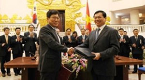 RoK Government urges ratification of FTA with Vietnam