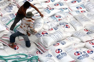 Vietnam wins rice supply deal to Philippines