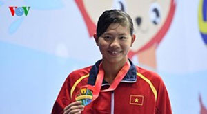Vietnam stands at second place at SEA Games 28