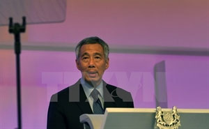 Singaporean PM confident on ASEAN Community formation