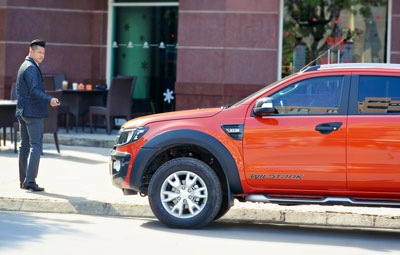 Ford Vietnam sales jump 87 percent in May