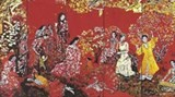 vietnam lacquer paintings showcased in rok