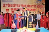 banking university of ho chi minh city training quality is key goal