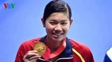 swimmer vien leaves sea games with eighth gold medals seven records
