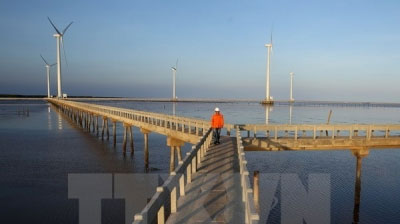 Germany funds EUR6.9 million to develop Vietnam's wind power