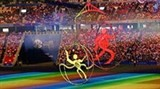 sea games 28 closes in singapore with glittering closing ceremony