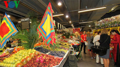 Supermarkets help boost farm produce exports