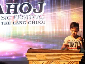Music festival connects Vietnamese youth in Czech Republic