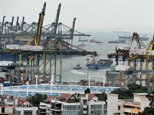 Singapore's economic growth projections kept at 2.7 percent