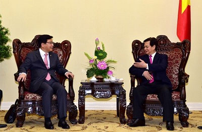 VN, RoK expand cooperation in finance, banking
