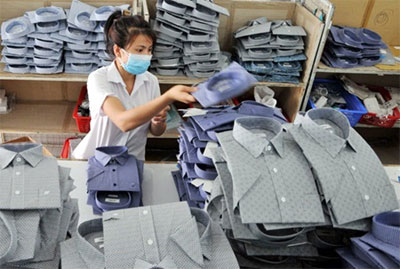 VN textiles, garments provide a fourth of S Korean market