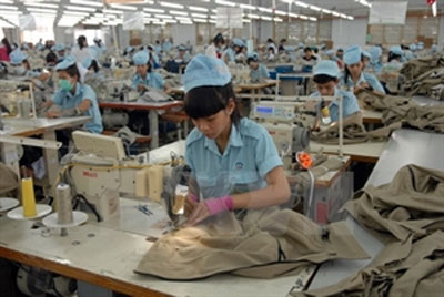 Tien Giang's exports surge in the first two quarters
