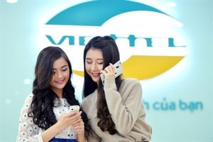 Telecommunications group Viettel rules domestic market