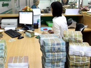 Credit grows by 6.09 percent in first half of 2015
