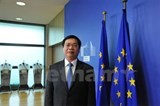 good progress on vietnam eu free trade deal