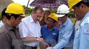 Vietnam, Russia cooperate in developing nuclear power infrastructure