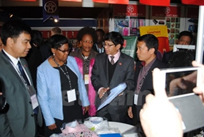 Vietnamese goods catch interest of South African partners