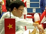 liem in second at asian chess championship