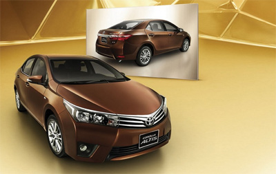 TMV launches new Corolla Altis with unchanged price