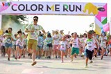 young hanoians inspired by la vie color me run