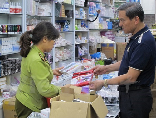 Deputy PM urges increased effort to fight smuggling