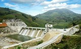 first foreign funded hydropower plant to commence operations