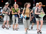 more west european tourists visit viet nam