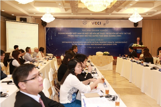 Promoting effective intellectual property right protection and enforcement in Vietnam