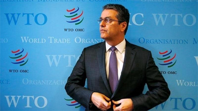 WTO chief warns of Brexit risk to UK's competitiveness