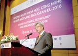 asean eu promote scientific ties