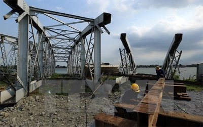New Ghenh Bridge to open to traffic this month