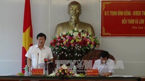 Gia Lai asked to create favourable environment for investors