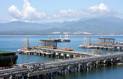 VN's oil exports to be curtailed