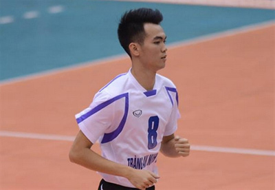 Tung to compete for Tràng An Ninh Bình in 2017