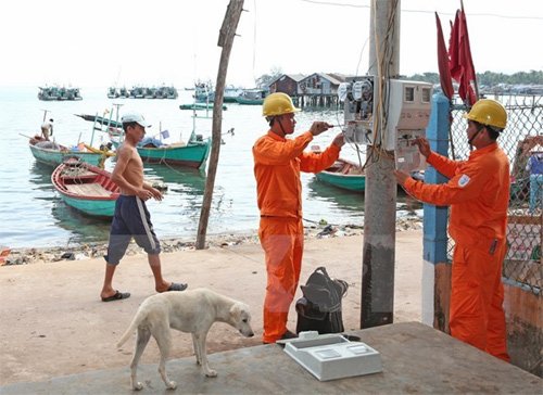 Kien Giang: Over 7.66 trillion VND for power projects